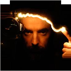 Dave McAleavy self portrait